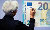 Euro, Lagarde'ı bekliyor