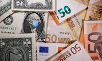Dolar ve euro yatay seyrediyor