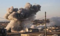 Esad sivilleri hedef aldı: 13 ölü