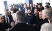 Şanlıurfa'da CHP kongresinde arbede: Çevik kuvvet önlem aldı