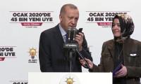 Erdoğan'dan AK Parti üyelerine sürpriz telefon
