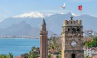 Antalya turizminde ocak rekoru