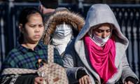 Maskeli önlem: Turistler takıyor Türkler bakıyor