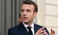 Macron Diyanet'in hesaplarını kapattı