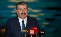 Sağlık Bakanı Koca açıkladı: Kapıları kapattık