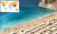 Koronasız tatil için Türkiye de adres gösterildi
