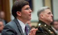 Pentagon: Türkiye-Suriye sınırına asker gönderme niyetimiz yok