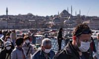 İstanbul'da maskeli günler!