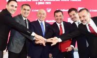 DenizBank Türk Milli Futbol Takımı'nın ana sponsoru oldu