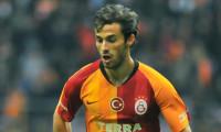 Galatasaray'da Saracchi 3. dakikada sakatlandı