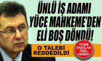 AYM'den Karamehmet'e Pamukbank davasında kötü haber