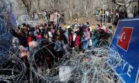 Göçmen kadınlardan sınırda 'kapı açılsın' eylemi