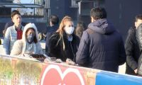 Korona virüse karşı metrobüslerde maskeli önlem!