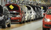 Otomotivde üretim yüzde 4 arttı, ihracat aynı oranda azaldı