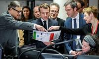 Fransa'da Macron'u dehşete düşüren korona virüs raporu