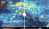 Uydu görüntüleri İtalya'da hava kirliliğinin azaldığını gösteriyor