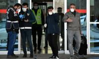 Sivas'ta iki kişi otogarda karantina talep etti