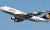 Alman havayolu şirketi, Tahran ve Çin'e uçuşlarını durdurdu