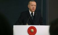 Erdoğan: Rejime tarihin en ağır kayıplarını verdirdik
