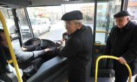 Konya'da 65 yaş ve üstü kişilerin toplu ulaşımı durduruldu