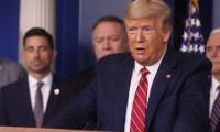 Trump: Yakında corona değil depresyon öldürecek