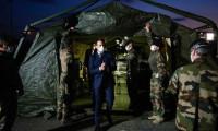 Fransa'da korona virüsle mücadeleye asker desteği