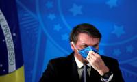 Bolsonaro, virüsü yine basit bir gribe benzetti
