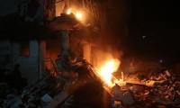 Rus savaş uçakları sivilleri vurdu