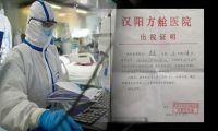 Taburcu edilen korona virüs hastası beş gün sonra öldü