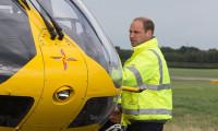 Prens William eski görevine dönüyor