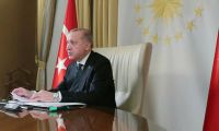 Erdoğan: İzinsiz kampanya başlatılamaz