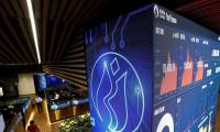 Borsa, yükselişle başladığı günün ilk yarısında geriledi