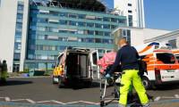 Almanya'da korona virüs hastanesinde bomba alarmı