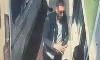 Esnafa tokat atan polis görevden alındı