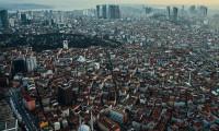 İstanbul'da vaka sayısı yoğunluk ve gelire bağlı