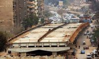 Görenler inanamıyor: Mısır'da köprünün hesapları yanlış yapılınca...