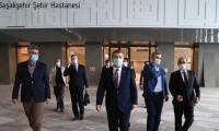 Bakan Koca, Başakşehir Şehir Hastanesi'nin açılışı için tarih verdi