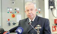 Tümamiral Cihat Yaycı'nın istifasını MSB onayladı