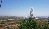İdlib'de TSK konvoyuna saldırıda bir asker şehit oldu