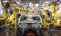 İngiltere'de Nisan ayında otomobil üretimi neredeyse durdu