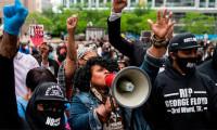 ABD'deki gösteriler İngiltere'ye de sıçradı