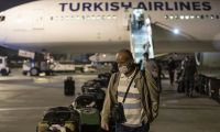 Maldivler'den 209 Türk vatandaşı Ankara'ya getirildi