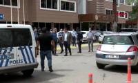 Antalya Esnaf Odaları binası için bomba ihbarı
