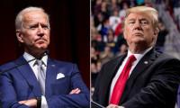 Trump'tan rakibi Biden'a çağrı: Bodrum katından çık
