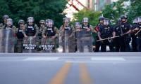 Floyd protestolarında görevli ulusal muhafızlarda Kovid-19 çıktı