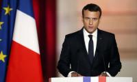 Fransa'da bomba iddia: Macron istifa mı edecek?