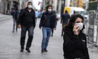 Maskeler korona virüsün yayılmasını yavaşlatıyor