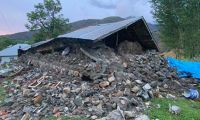 Bingöl'deki depremde güvenlik korucusu hayatını kaybetti