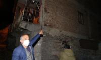 AFAD'dan hasarlı binalara girmeyin uyarısı