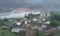 Depremin boyutu gün ağarınca ortaya çıktı: Yıkılan evler havadan görüntülendi